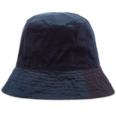 e56f13fad5b Engineered Garments Mix Bucket Hat ...