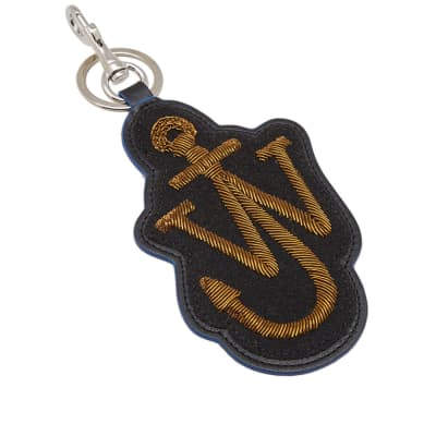 JW Anderson Anchor Patch Keyring