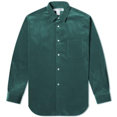 Comme des Garcons SHIRT Corduroy Shirt