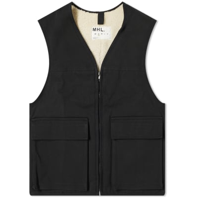 MHL. by Margaret Howell Work Vest