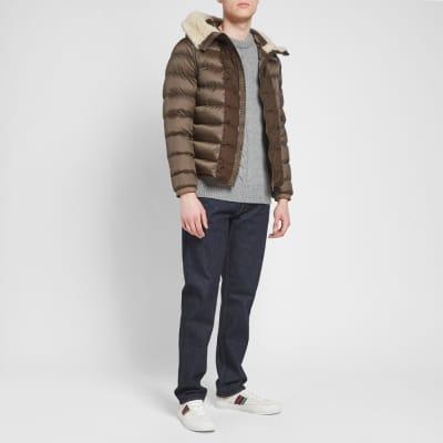 Ten C Shearling Hooded Liner