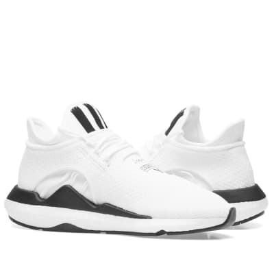 3adde9282 Y-3 Saikou White   Black