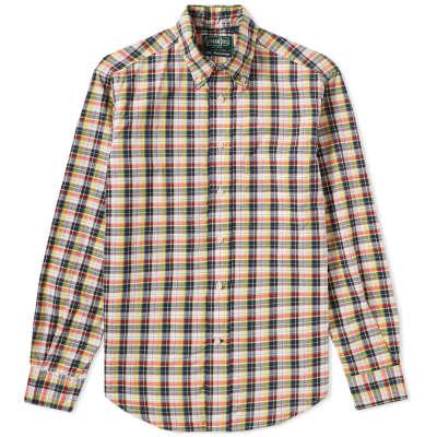 Gitman Vintage Archive Plaid Shirt