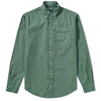 Gitman Vintage Overdyed Oxford Shirt