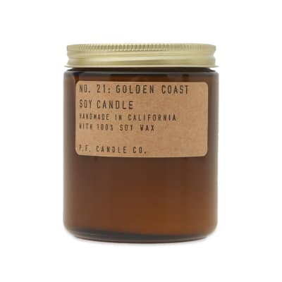 P.F. Candle Co No.21 Golden Coast Soy Candle