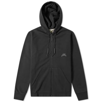 A-COLD-WALL* Logo Zip Hoody