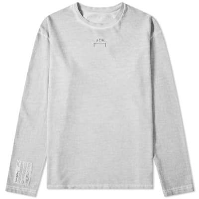 A-COLD-WALL* Long Sleeve Logo Tee