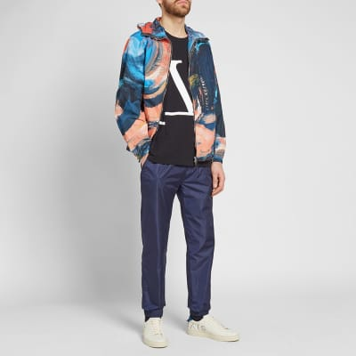 Givenchy Embroidered Logo Track Pant