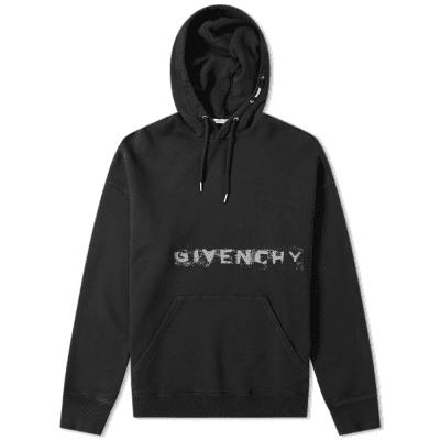 Givenchy Faded Logo Hoody