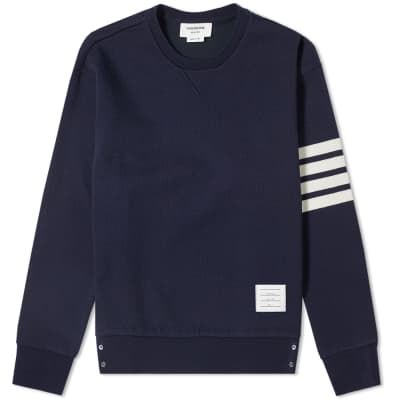 15a1382c506b Thom Browne Cashmere Crew Knit ...