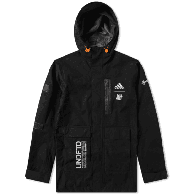big sale e61b3 52d51 Adidas Consortium x Undefeated Gore-Tex Jacket ...