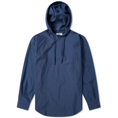 Head Porter Plus Hooded Nylon Shirt