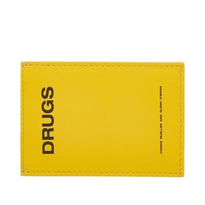 Raf Simons Drugs Card Holder