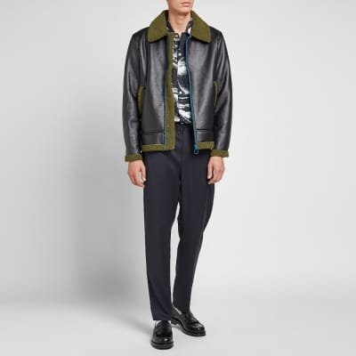 Soulland Max Faux Shearling Jacket