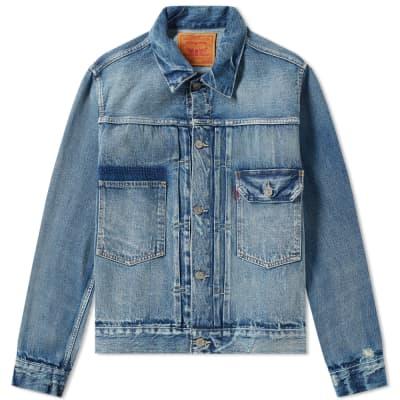 Levi s Vintage Clothing 1953 Type II Jacket ... ed8802a5c99