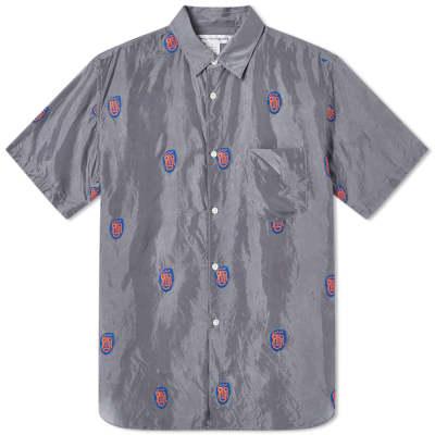 43c26d39dfb0 Comme des Garcons SHIRT Embroidered Silk Shirt ...