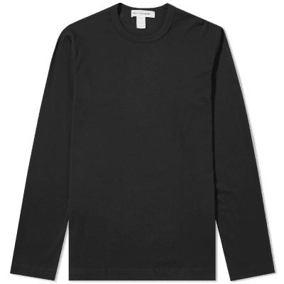 36ba49ccf5d Comme des Garcons SHIRT Long Sleeve Classic Logo Tee ...