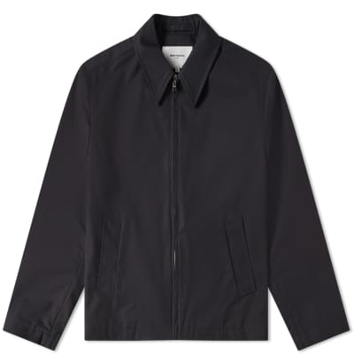 Norse Projects Elliot Compact Twill Jacket ... 10e88317d1