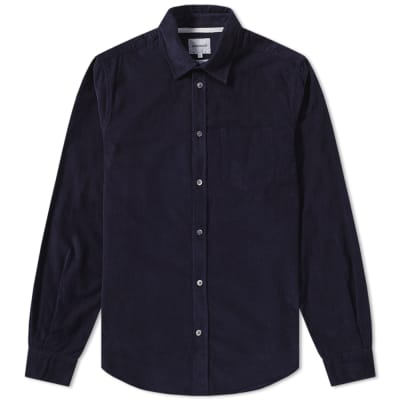 Norse Projects Osvald Corduroy Pocket Shirt ... be309ce33