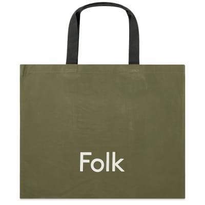 0b1b9b8999c8f Folk Logo Tote Bag ...
