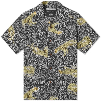 aeaee2204 Neighborhood Short Sleeve Panther Shirt ...