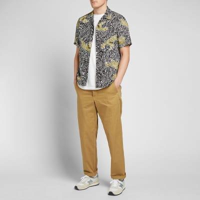 6958d079feb37 Neighborhood Short Sleeve Panther Shirt Neighborhood Short Sleeve Panther  Shirt