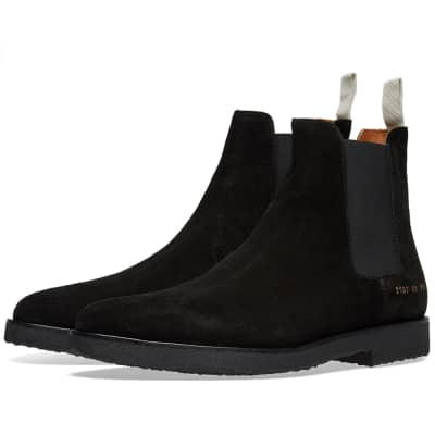 fbf0c7a6e693 Common Projects Chelsea Boot ...