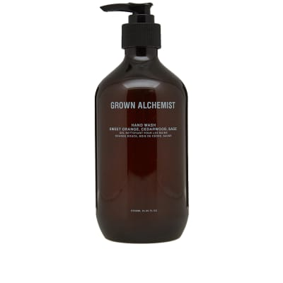Grown Alchemist Sweet Orange, Cedarwood & Sage Hand Wash
