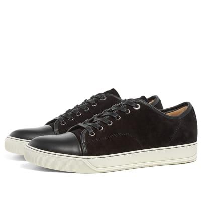 Lanvin Toe Cap Sneaker