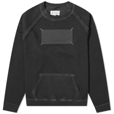 Maison Margiela 10 Ghost Logo Crew Sweat