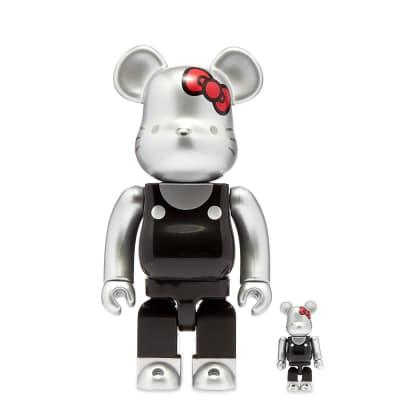Medicom x Hello Kitty Generation 00's Be@rbrick