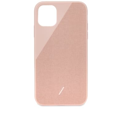 Native Union Clic Canvas iPhone 11 Case
