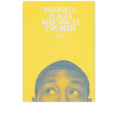 Pharrell: Places & Spaces I've Been - Yellow Cover