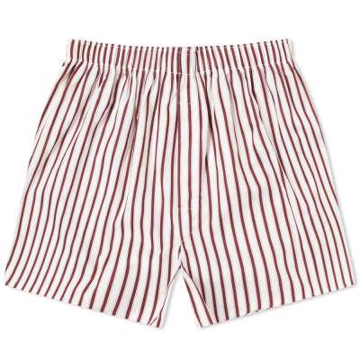 Sunspel Striped Boxer Short