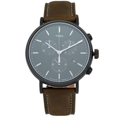 Timex Fairfield Chronograph Watch