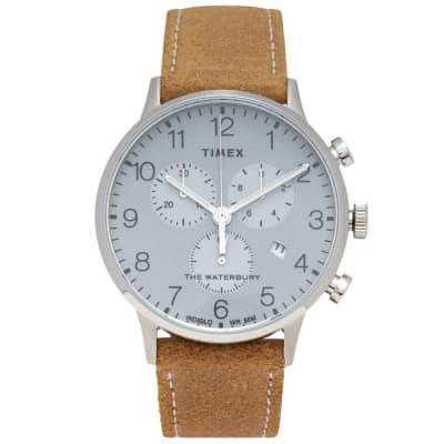 Timex Waterbury Classic Chronograph Watch
