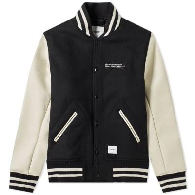 WTAPS Club Melton Jacket