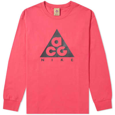Nike Long Sleeve ACG Logo Tee