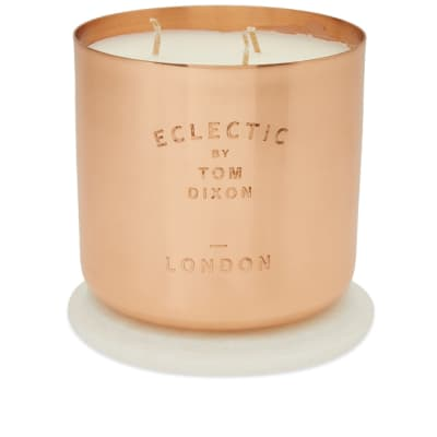 Tom Dixon Eclectic London Candle