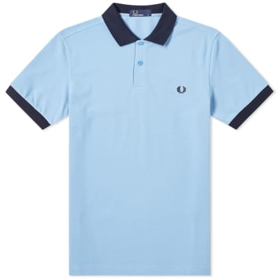 0aa9fc9476 Fred Perry Contrast Collar Polo ...