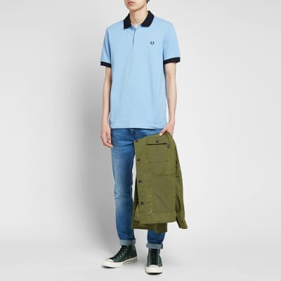 ee9c3c0d3e Fred Perry Contrast Collar Polo Fred Perry Contrast Collar Polo