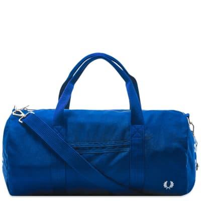 Fred Perry Laurel Logo Barrel Bag
