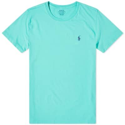 46847e164e9 Polo Ralph Lauren Custom Tee ...