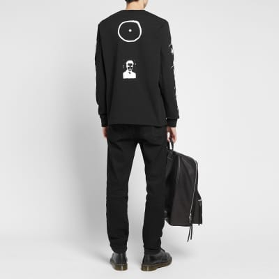 info for 0c377 1a53d Undercover Long Sleeve Smiley Tee Undercover Long Sleeve Smiley Tee