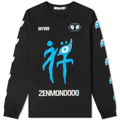a5ed9eed6 Undercover Long Sleeve Zenmondooo Tee ...