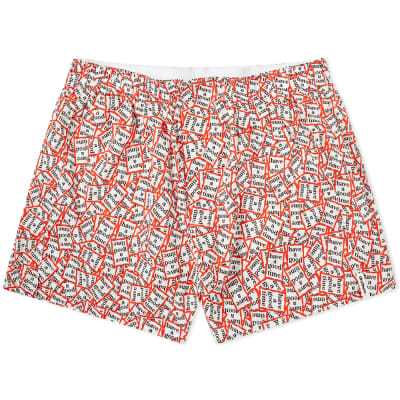 Druthers x Have A Good Time Boxer Short