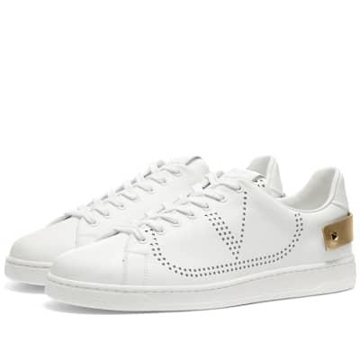 8de71a51d3497 Valentino Net Go Logo Sneaker ...