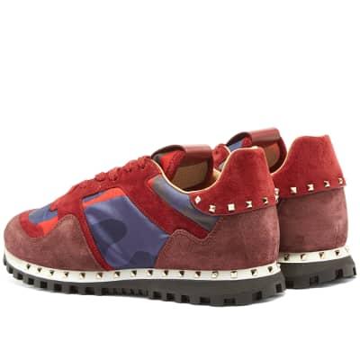 pretty nice b800c da0ae Valentino Stud Sole Rockrunner Sneaker Valentino Stud Sole Rockrunner  Sneaker
