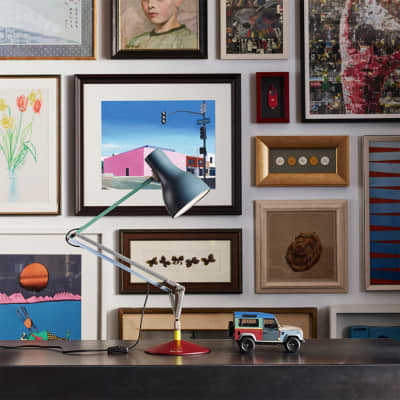 Anglepoise Type 75 Desk Lamp 'Paul Smith Edition 4'