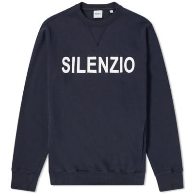 Aspesi Silencio Crew Sweat